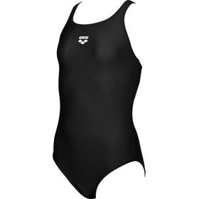 arena Dynamo One Piece Swimsuit Meisjes, black